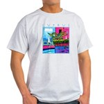 Cyprus, poolside Light T-Shirt