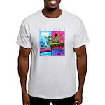 Cyprus, poolside Light T-Shirt