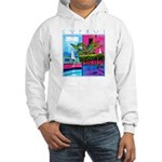 Cyprus, poolside Hooded Sweatshirt