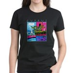 Cyprus, poolside Women's Dark T-Shirt