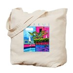 Cyprus, poolside Tote Bag
