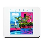 Cyprus, poolside Mousepad