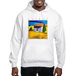 Cyprus, Akamathea Hut Hooded Sweatshirt