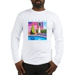 Cyprus, hottest day Long Sleeve T-Shirt