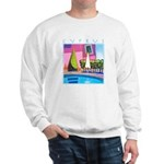 Cyprus, hottest day Sweatshirt
