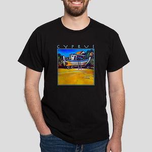 Cyprus, beached Dark T-Shirt