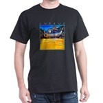Cyprus, beached Dark T-Shirt