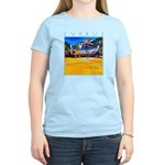 Cyprus, beached Women's Light T-Shirt