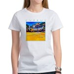Cyprus, beached Women's T-Shirt
