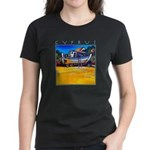 Cyprus, beached Women's Dark T-Shirt