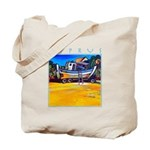 Cyprus, beached Tote Bag