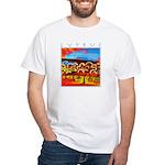 Cyprus, Olive Grove White T-Shirt