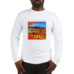 Cyprus, Olive Grove Long Sleeve T-Shirt
