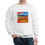 Cyprus, Olive Grove Sweatshirt