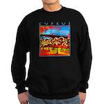 Cyprus, Olive Grove Sweatshirt (dark)