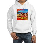 Cyprus, Olive Grove Hooded Sweatshirt