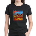 Cyprus, Olive Grove Women's Dark T-Shirt