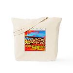 Cyprus, Olive Grove Tote Bag