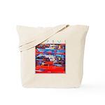 Cyprus, Latchi Harbour Tote Bag