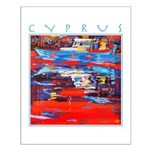 Cyprus, Latchi Harbour Small Poster