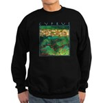Cyprus, Akamas Village Sweatshirt (dark)