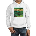 Cyprus, Akamas Village Hooded Sweatshirt
