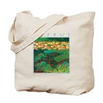 Cyprus, Akamas Village Tote Bag