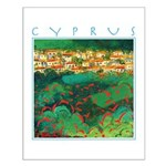 Cyprus, Akamas Village Small Poster