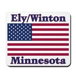 Ely Flag Mousepad
