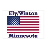 Ely Flag Postcards (Package of 8)