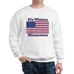 Ely Flag Sweatshirt