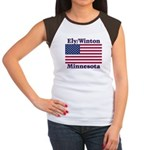 Ely Flag Women's Cap Sleeve T-Shirt