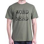 Word Nerd Dark T-Shirt