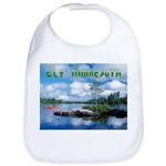 Ely Wilderness Scene Bib