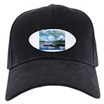 Ely Wilderness Scene Black Cap