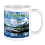 Ely Wilderness Scene Mug