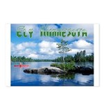Ely Wilderness Scene Postcards (Package of 8)