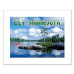 Ely Wilderness Scene Small Poster