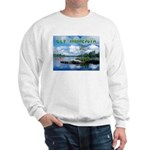 Ely Wilderness Scene Sweatshirt