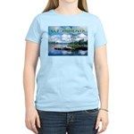 Ely Wilderness Scene Women's Light T-Shirt