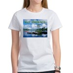 Ely Wilderness Scene Women's T-Shirt