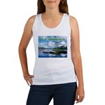 Ely Wilderness Scene Women's Tank Top