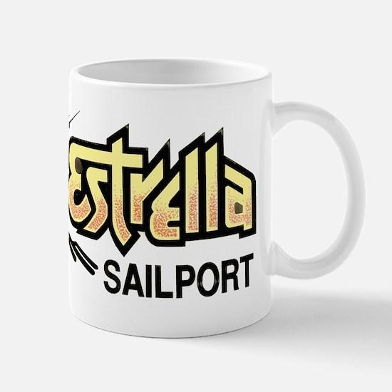 ESTRELLA Sailport Mug
