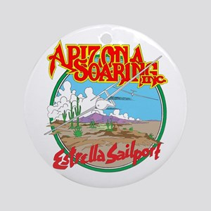 AZ.SOARING Inc. Ornament (Round)