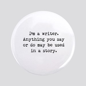 "Writer's Miranda 3.5"" Button"
