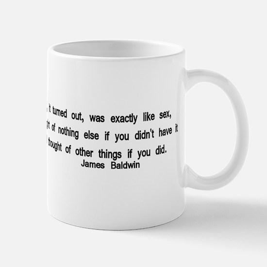Money is like... Mug