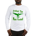 Monk Parakeet Long Sleeve T-Shirt