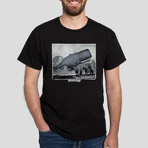 Meep Whale Meep Dark T-Shirt