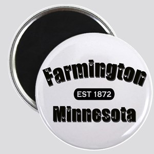 Farmington Established 1872 Magnet