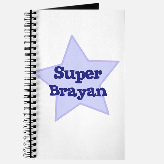 Super Brayan Journal